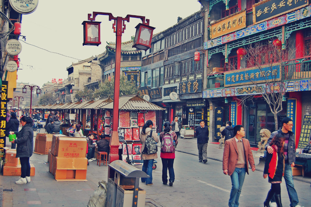 Qué ver en Xi'an, China