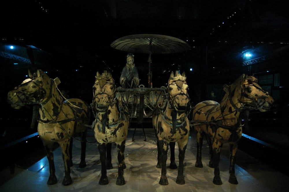 Qué ver en Xi'an - Exposición de Guerreros de Terracota