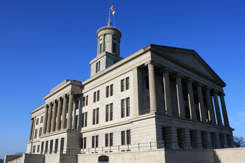 Capitolio Estatal de Tennessee