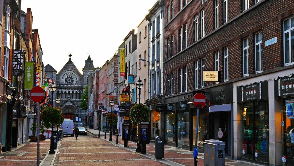 Grafton Street - Qué ver en Dublín