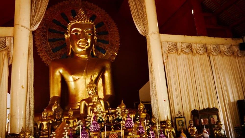 Wat Phra Singh - Qué ver en Chiang Mai