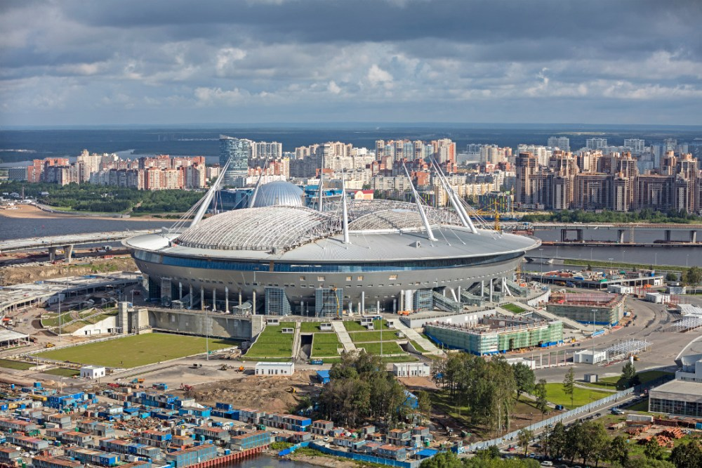 Dónde dormir en San Petersburgo - Saint Petersburg Stadium