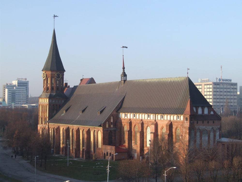 Mejores zonas donde alojarse en Kaliningrado, Rusia - Cerca de la catedral