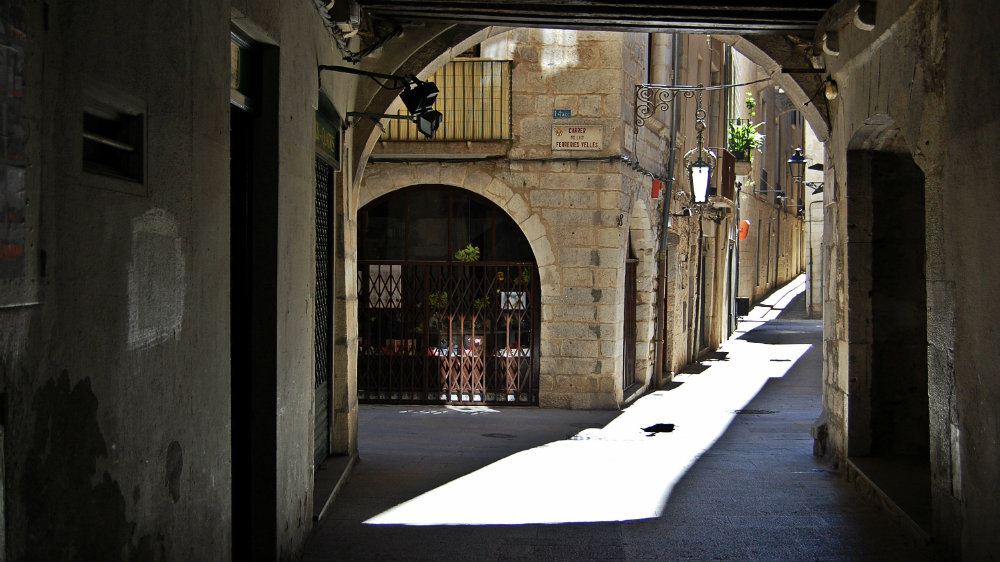 Casco histórico - Mejores zonas donde dormir en Gerona