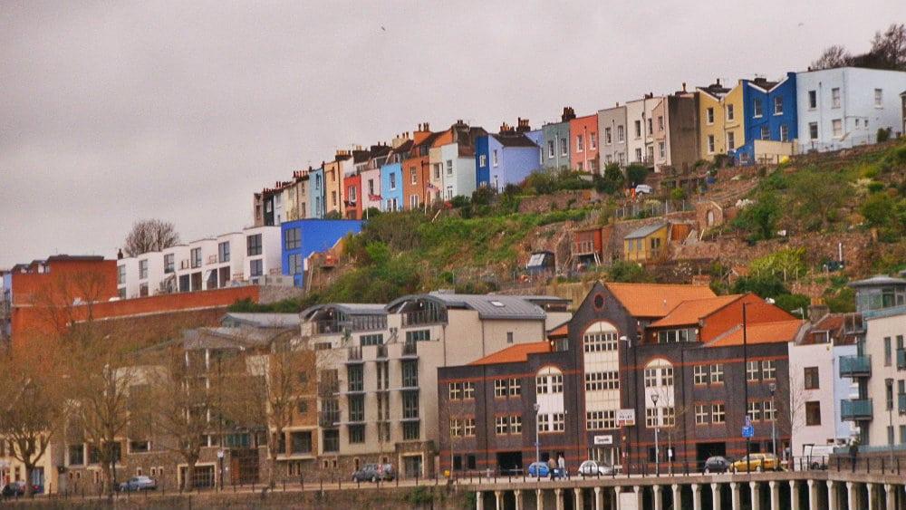 Mejores zonas donde dormir en Bristol - Harbourside