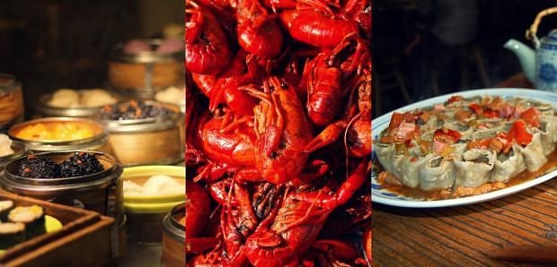 Comida en Shanghái