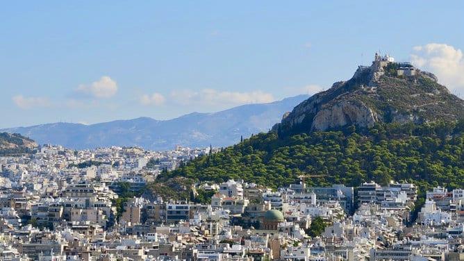 Dónde dormir en Atenas - Kolonaki