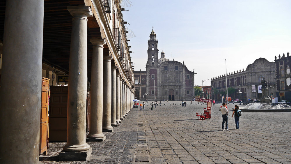 Dónde dormir en Ciudad de México - Centro Histórico