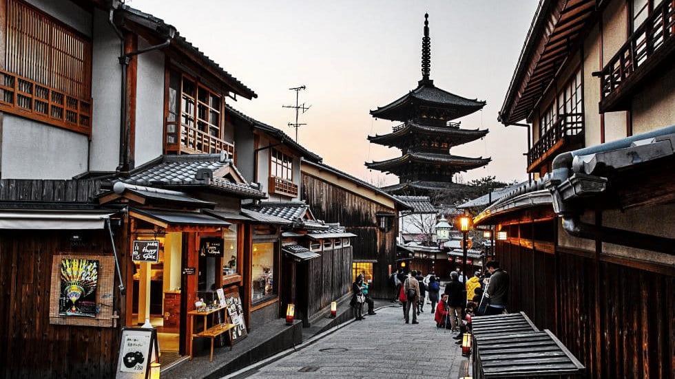 Dónde dormir en Kyoto, Japón - Higashiyama-ku