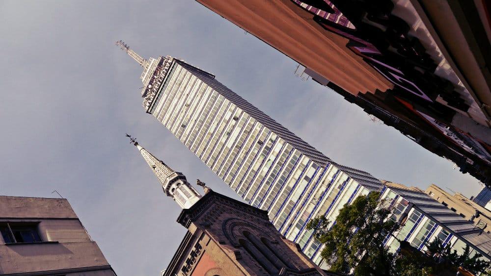 Subir a la Torre Latinoamericana de Ciudad de México
