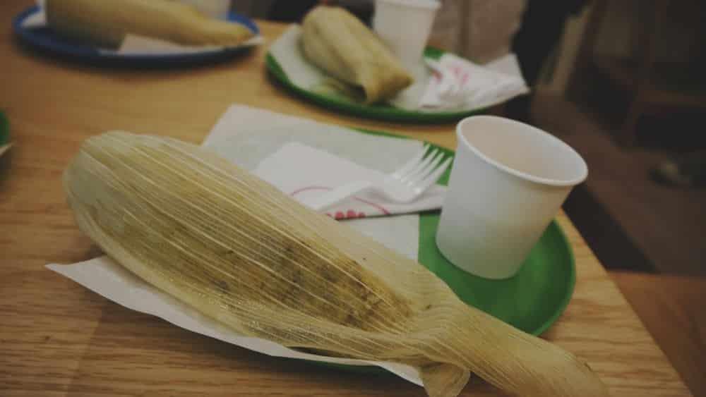 Tamales mexicanos
