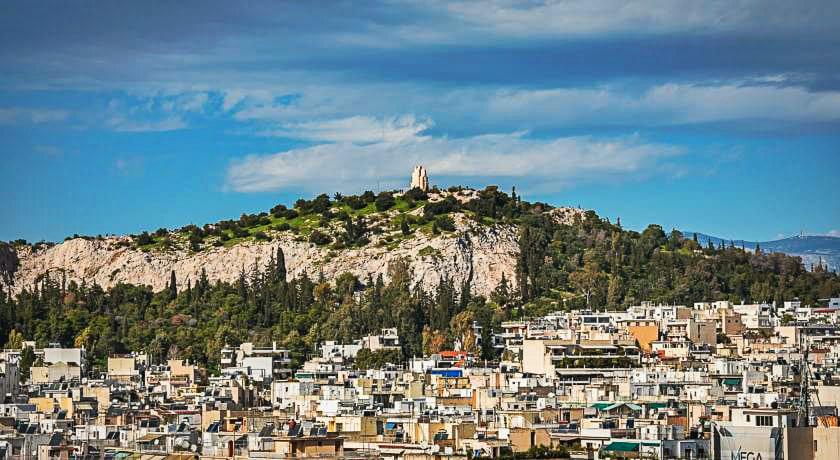 Koukaki - Mejores barrios donde alojarse en Atenas