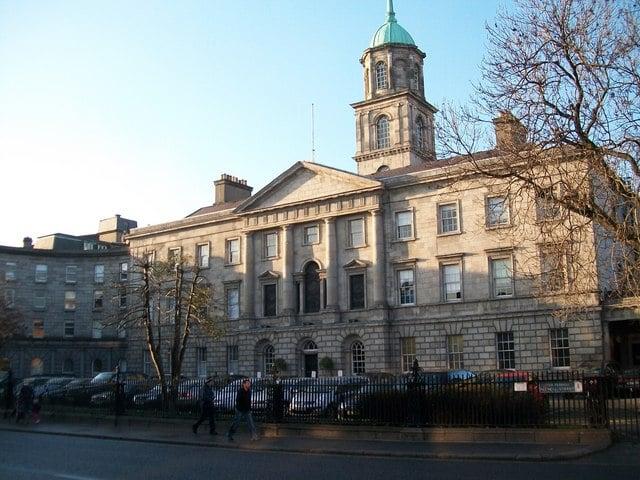 Dónde hospedarse en Dublín - Parnell Square