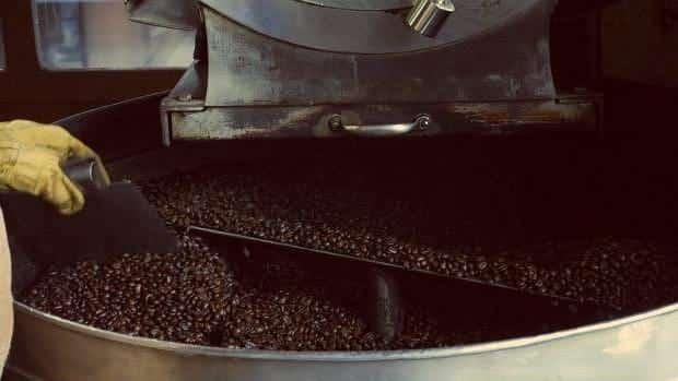 Granos de café mexicano