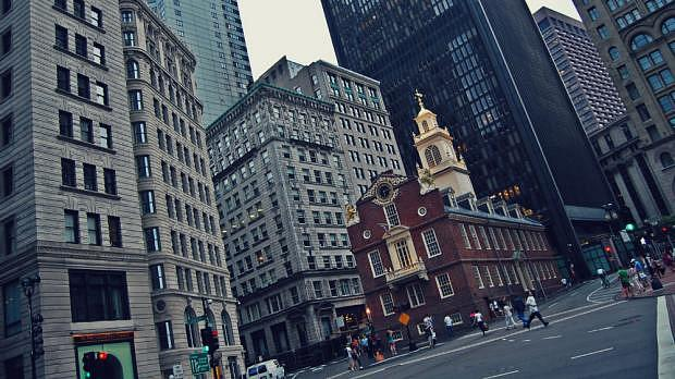 Dove dormire a Boston - Downtown
