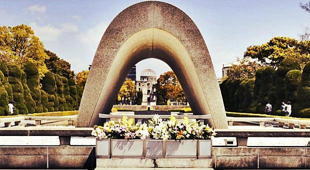 Mejores zonas donde dormir en Hiroshima - Peace Memorial Park Hiroshima