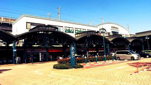 Zona recomendada para alojarse en Hiroshima - Yokogawa
