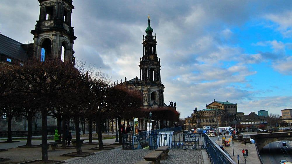 Altstadt - Mejores zonas donde alojarse en Dresden