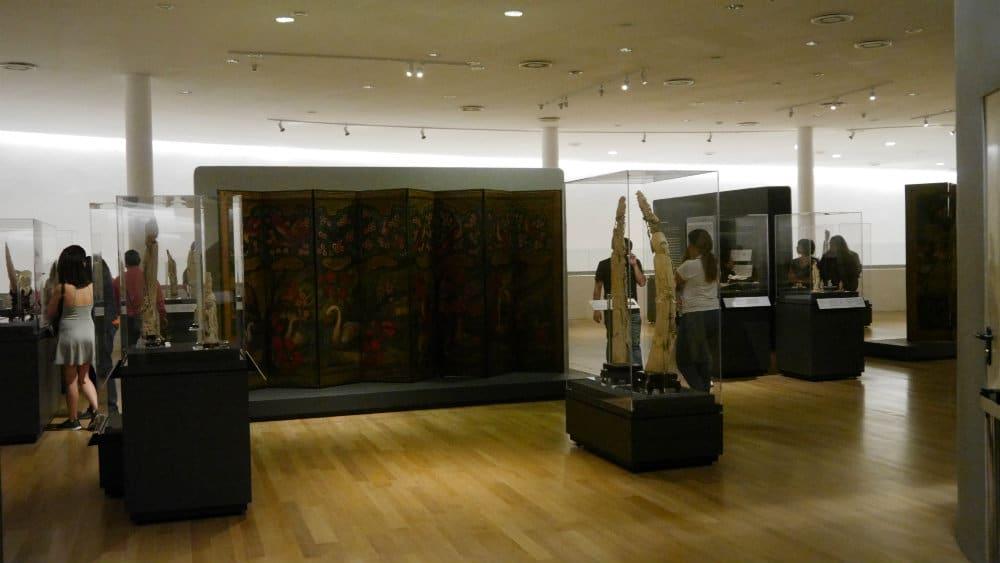 Arte asiático - Museo Soumaya