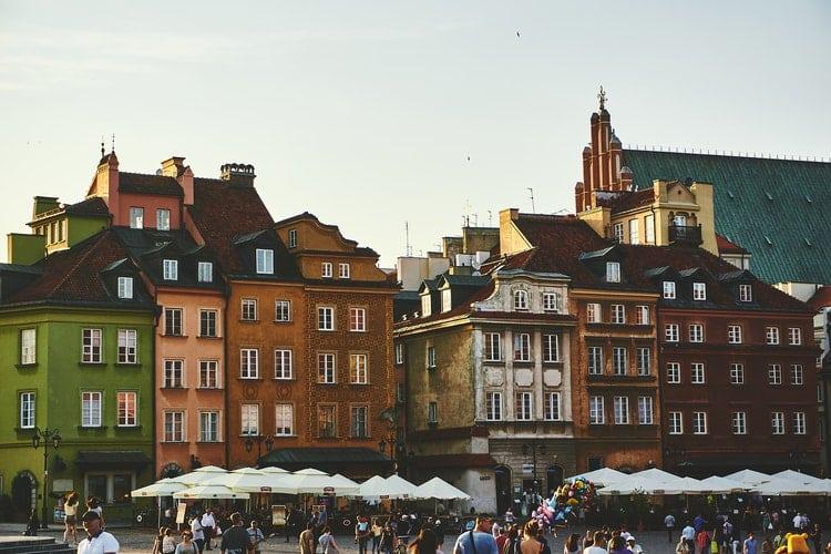 Dónde alojarse en Varsovia, Polonia - Sródmiesce