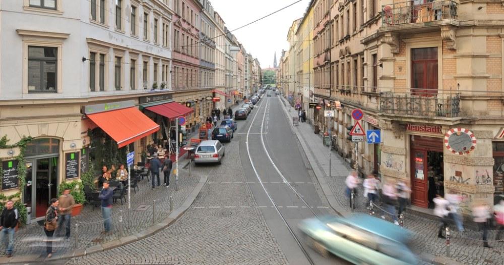 Dónde dormir en Dresden - Neustadt