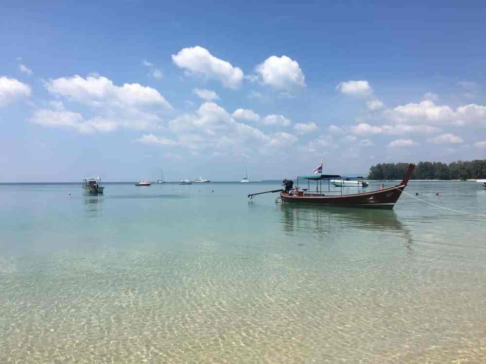 Dónde hospedarse en Phuket - Nai Yang
