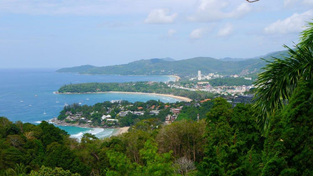 Karon Beach - Mejores playas donde dormir en Phuket