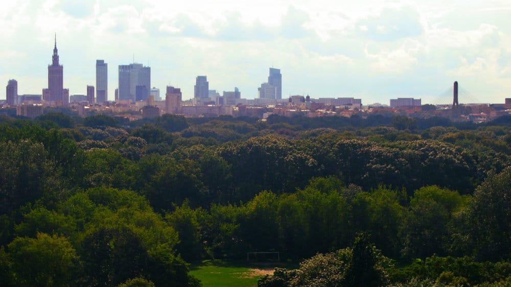 Mejores barrios donde dormir en Varsovia - Praga Poludnie