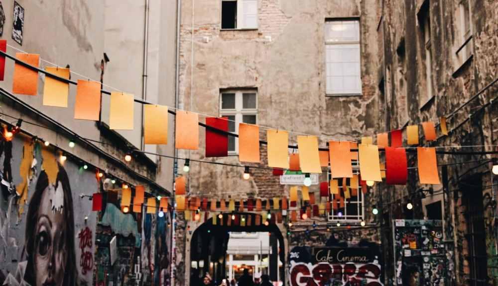 Mejores barrios para dormir en Berlín - Kreuzberg