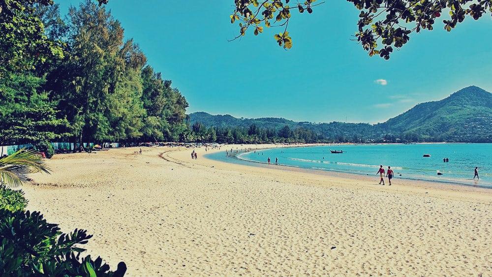 Playas de Phuket donde dormir - Kamala Beach