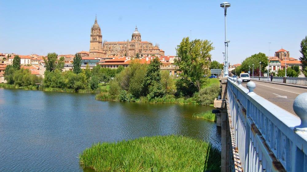 Salamanca y la Catedral Nueva