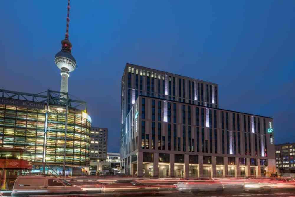 Zona recomendada para alojarse en Berlín - Alexanderplatz