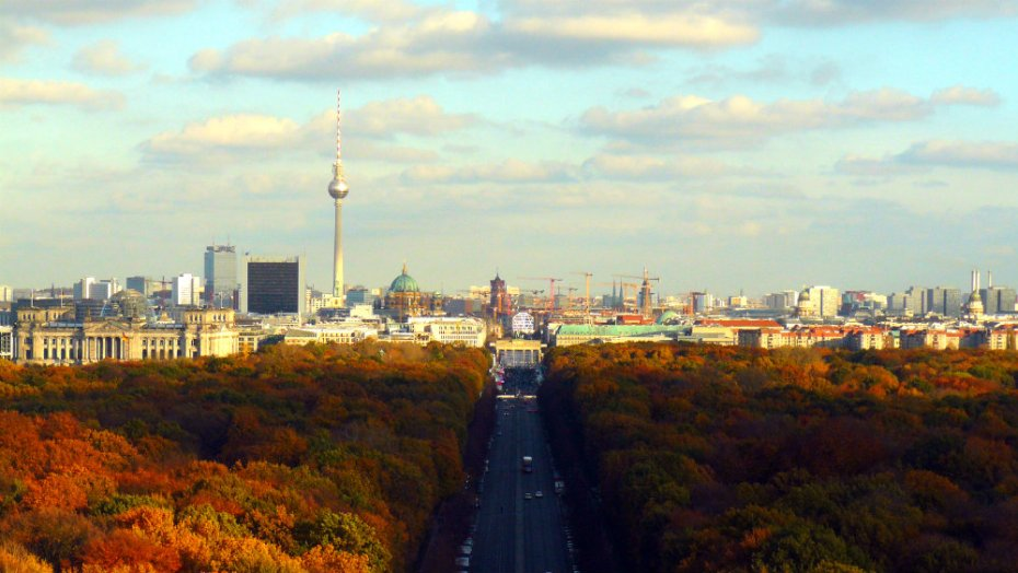 Berlín en 2 días - Tiergarten