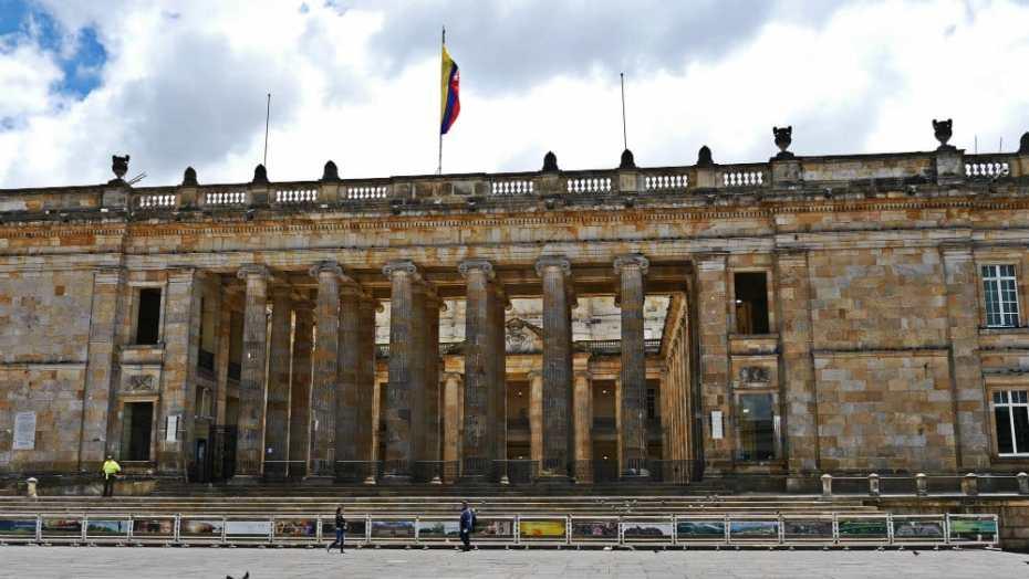 Capitolio Nacional de Colombia