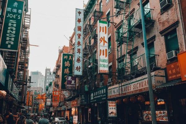 Chinatown - Manhattan, Nueva York