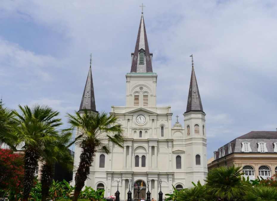 French Quarter - Dónde dormir en Nueva Orleans