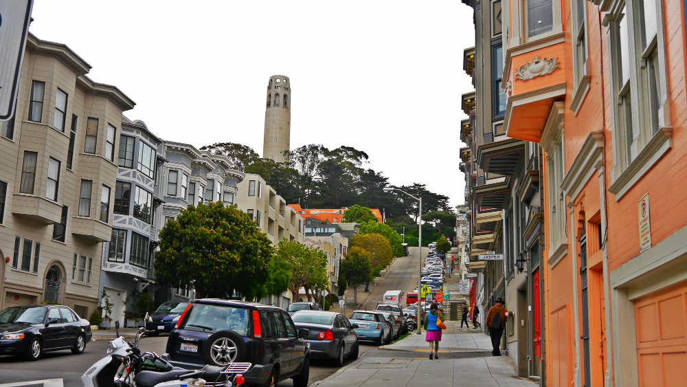 La Coit Tower - Una atracción imperdible en San Francisco