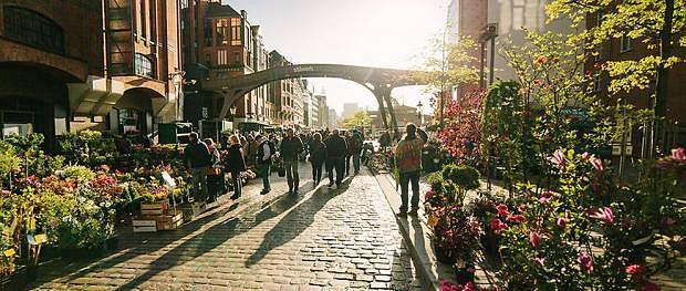 Le migliori aree in cui soggiornare a Amburgo - Altona