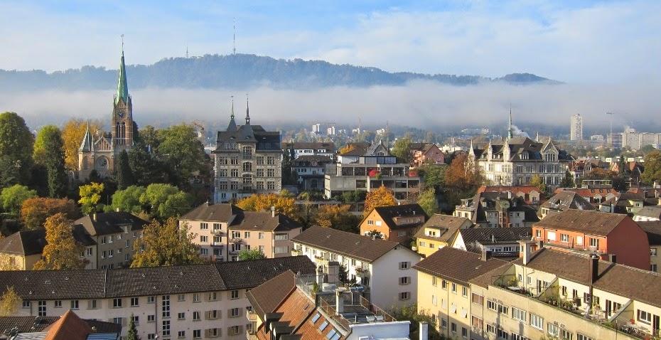 Mejores barrios para dormir en Zúrich - Wiedikon & Sihfield