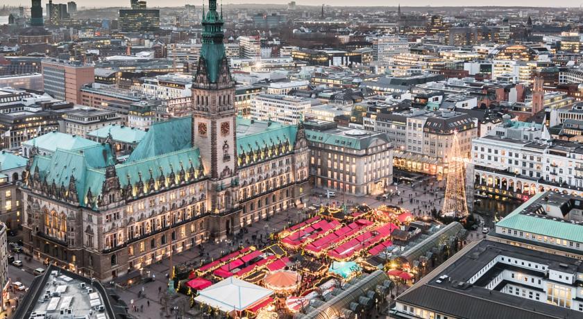 Dove dormire a Amburgo - Altstadt