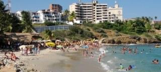 Pampatar - Mejores playas donde dormir en Isla Margarita