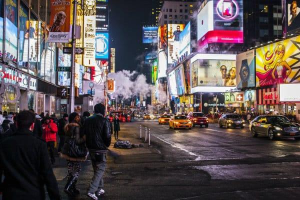 Qué ver en Manhattan - Times Square - Nueva York