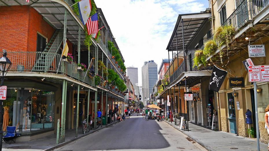 Dove dormire a New Orleans - Quartiere Francese