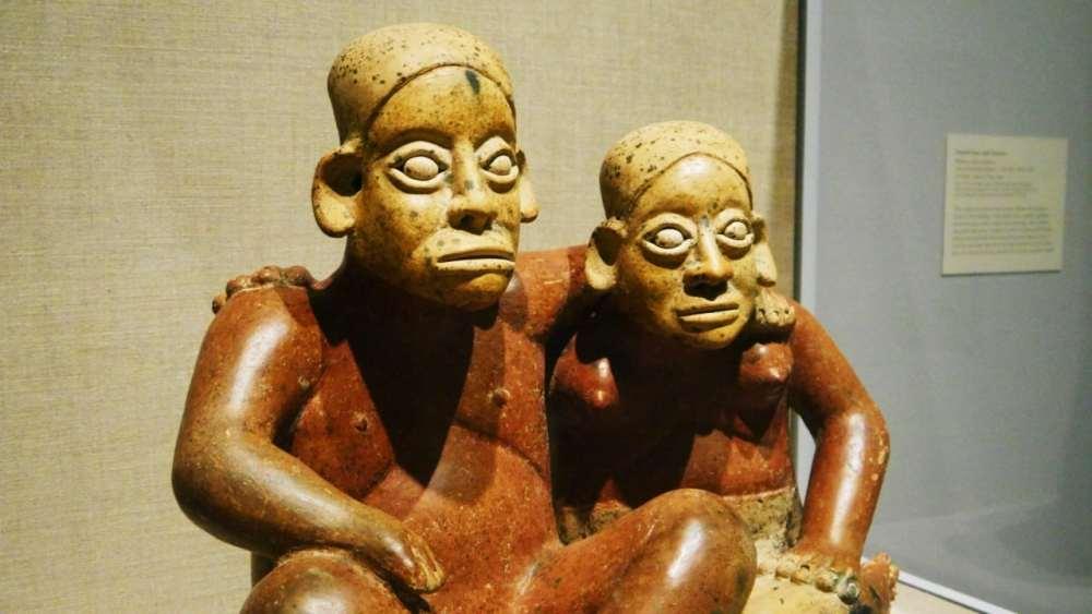 Arte indígena americano en el Museo de Arte de Dallas
