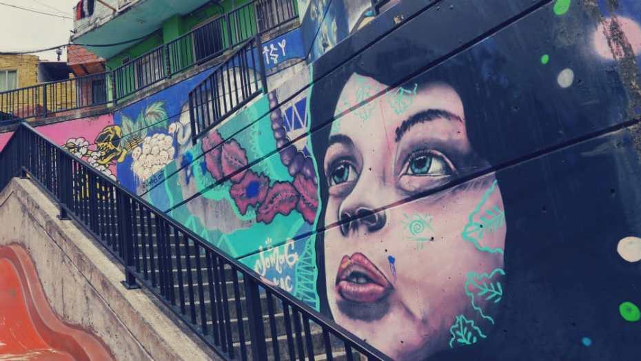 Atracciones de Medellín: Comuna 13