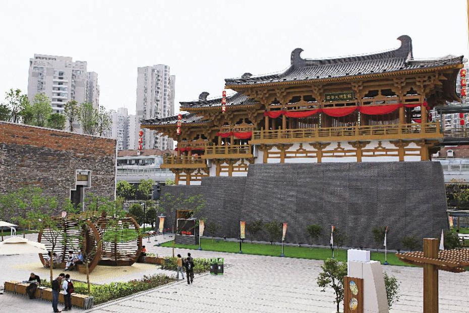 Dónde dormir en Xi'an - Weiyang