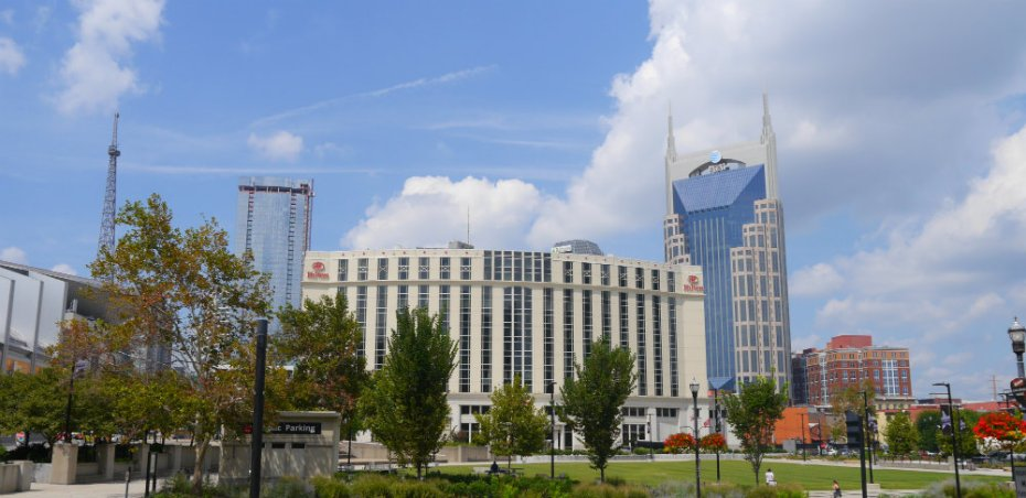 Downtown Nashville - Zona recomendada para dormir en Nashville