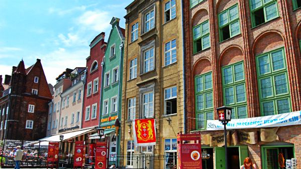 Dónde dormir en Gdansk, Polonia - Old Town