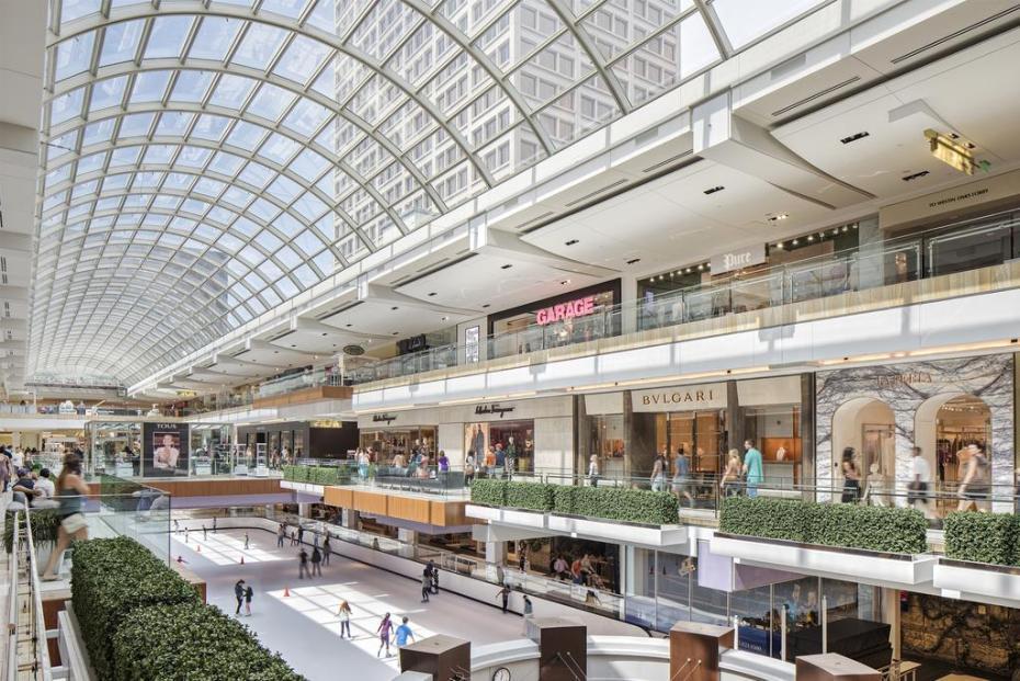 Mejores zonas donde dormir en Houston, Texas - The Galleria & Uptown