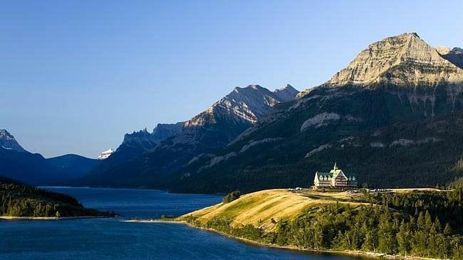 Parque nacional Waterton Lake - Uno de los mejores parques naturales de Canadá